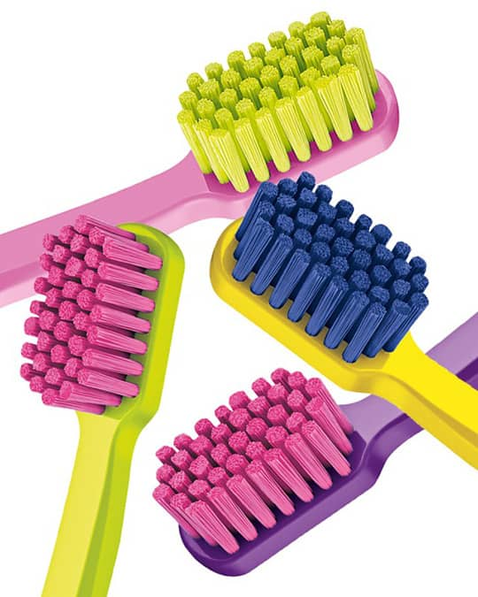 CS 5460 Curaprox Manual Toothbrush - Dr. Reshad's Top 10 Toothbrush List